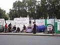 Peace camp, St Margaret Street - DSC08112.JPG