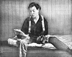 Pearl Hart - Hart at the Yuma Territorial Prison