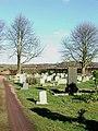 Pegswood Cemetery - geograph.org.uk - 132653.jpg