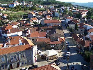Penedono Municipality in Norte, Portugal