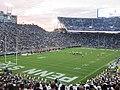 Penn State football game near sunset in September 2015.jpg