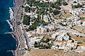 Perissa seen from ancient Thera - Santorini - Greece - 05.jpg