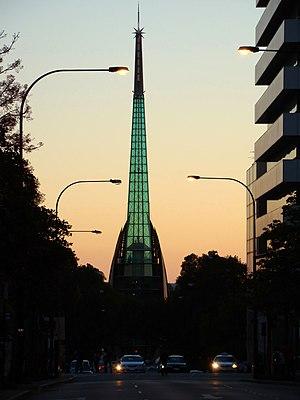 Swan Bells - Image: Perth Swan Bells Tower