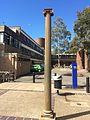 Peter Nicol Russell courtyard - iron column.jpg