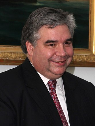 Minister of Public Safety and Emergency Preparedness - Image: Peter Van Loan December 2010