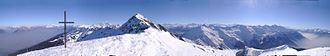 Lauzière massif - Image: Petit arc panoramique