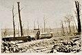 Petit train Decauville a essence a Bourg-et-Comin pres de Moussy-Verneuil, Aisne (Guerre 1914-1918).jpg