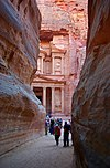 Treasurey of Petra