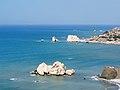 Petra tou Romiou at Cyprus 01.jpg