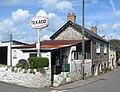 Petrol station in Llysorney near cowbridge vale of glamorgan Wales - panoramio.jpg