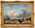 Petrus Johannes Schotel (1808-1865), Storm op de Zuiderzee voor Medemblik, 1840, Olieverf op doek.JPG