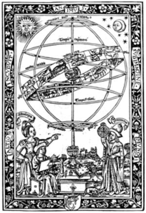 Georg von Peuerbach - Georg von Peuerbach: Theoricarum novarum planetarum testus, Paris 1515