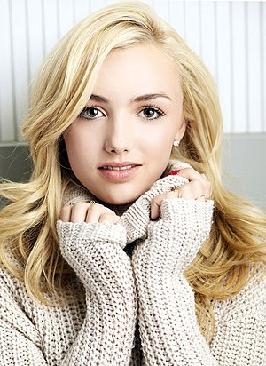 Peyton List (actress, born 1998) - List in September 2013