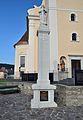 Pfarrkirche hll. Petrus und Paulus, Birkfeld 03 - war memorial.jpg