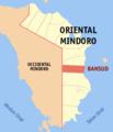 Ph locator oriental mindoro bansud.png