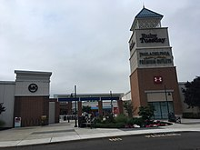 Philadelphia Premium Outlets Southwest Entrance Jpg
