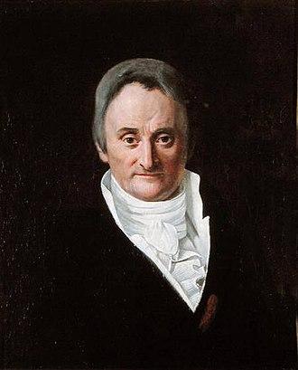 Philippe Pinel - Philippe Pinel, portrait by Anna Mérimée
