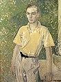 Philpot, Glyn Warren; Master Jasper Kingscote; Worthing Museum and Art Gallery.jpg