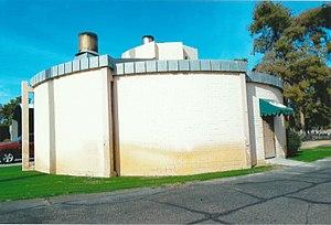Greenwood/Memory Lawn Mortuary & Cemetery - Original Greenwood Memorial Park 1906 crematorium.