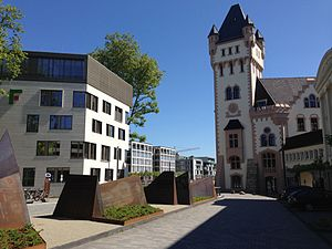 Phoenixsee Burgplatz
