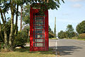 Phone box in Bourton-On-Dunsmore - geograph.org.uk - 1483868.jpg