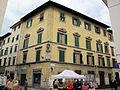 Piazza sant'ambrogio, fi, edificio tra via de' macci e borgo la croce.JPG