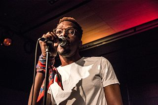 Pierre Kwenders Congolese-Canadian musician