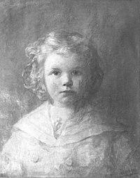 Piet Mondriaan - Portret van Cornelis Bergman (c. 1903...) - A386 - Piet Mondrian, catalogue raisonné.jpg