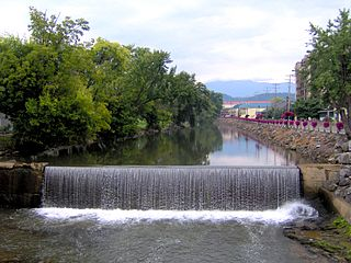 Little Pigeon River (Tennessee) river in Sevier County, Tennessee