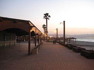 Kiryat Haim - Kiryat Haim promenade