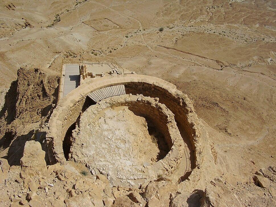 PikiWiki Israel 4083 herods palace in massada
