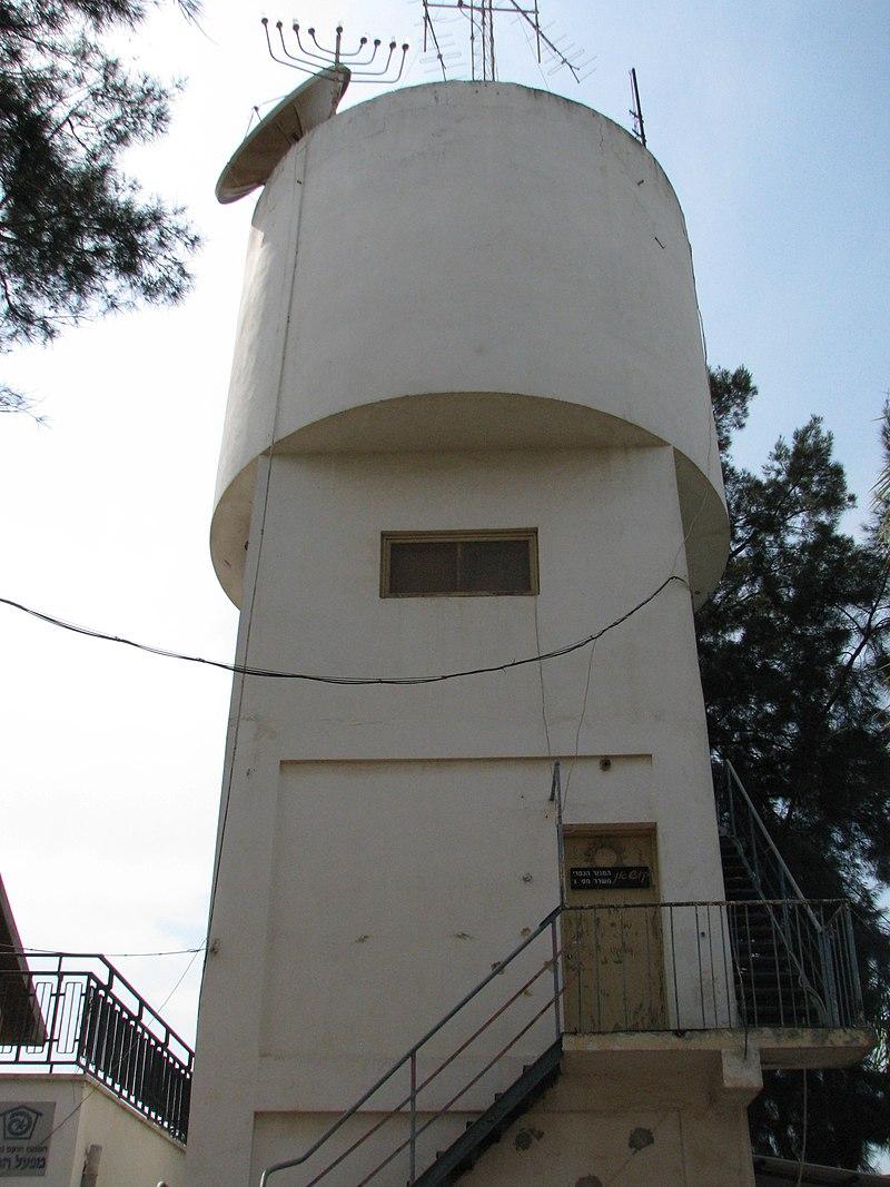 מגדל המים בנורדיה