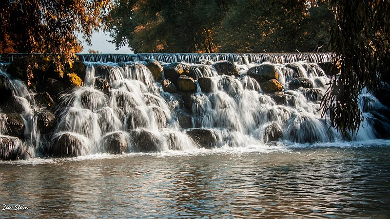סכר המים הישן בכפר בלום
