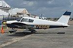 Piper PA28-180 Cherokee 'N7656W' (25415915857).jpg