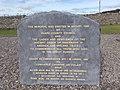 Placa conmemorativa das vítimas da Gran Fame irlandesa (Ennistymon).jpg