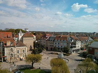 Villiers-sur-Marne - The Place Rémoiville