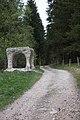 Plain de Saigne, Überreste der Torfseilbahn.jpg