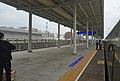 Platform 2 of Xifeng Railway Station (20180215120349).jpg