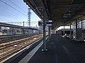 Platform of Haiki Station.jpg