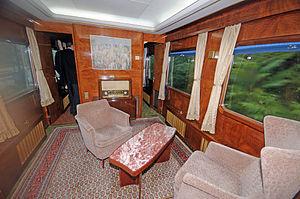 Tito's Blue Train - Lounge