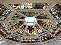 Plaza Hollywood Star Atrium Ceiling 2008.JPG