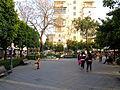 Plaza San Martín de Porres en Triana.JPG