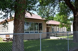 Plush, Oregon - Plush School in 2015