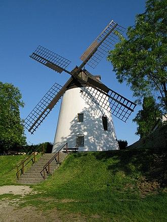Podersdorf am See - The Windmill