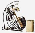 Pohl Omniskop X-ray apparatus, Kiel, Germany, 1925-1935 Wellcome L0065165.jpg