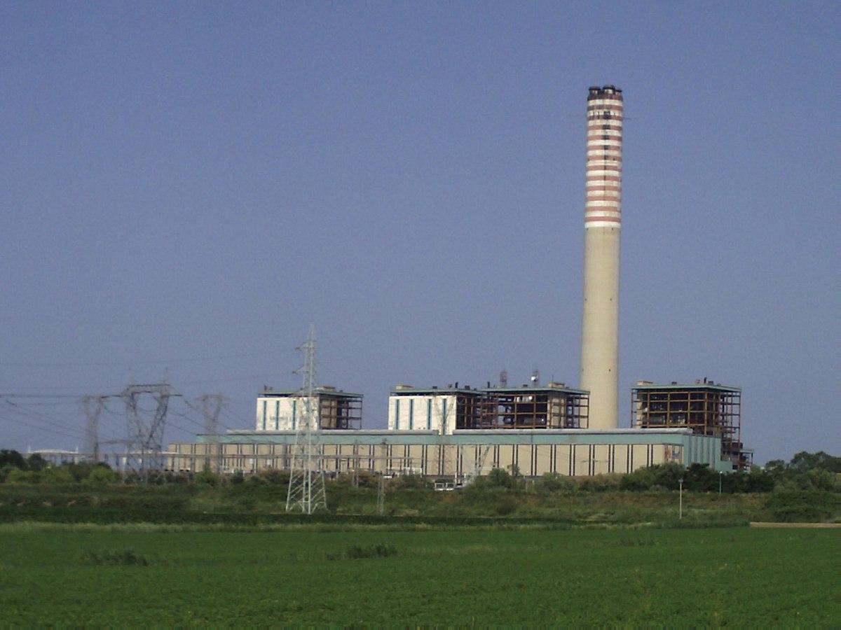 Centrale Termoelettrica Di Porto Tolle