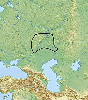 Poltavka culture early to middle Bronze Age archaeological culture of the middle Volga