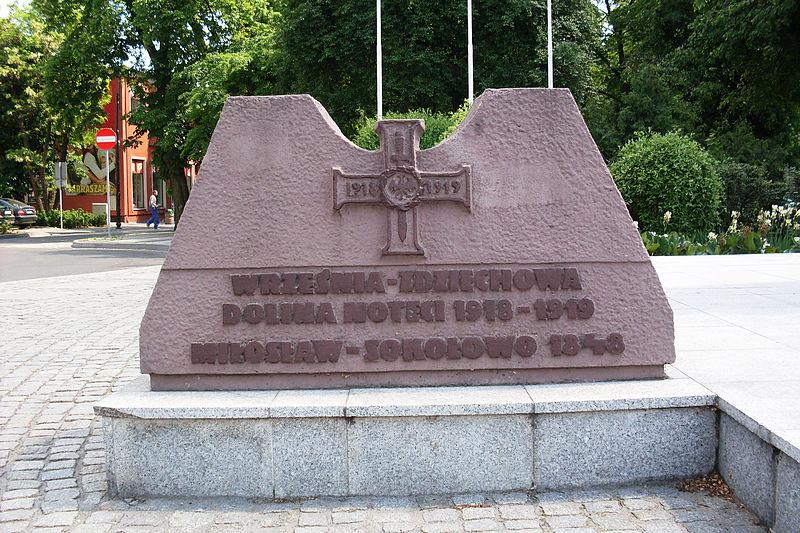 Germanizacja Wielkopolski Strajk Dzieci Wrzesińskich