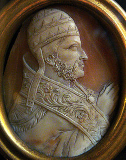 Pope Nicholas III Pope from 1277 to 1280
