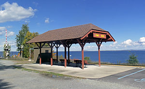 Port Kent, NY, train station.jpg